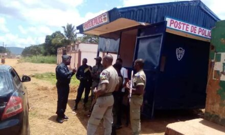 centrafrique: Postes de securite, sources de serenite