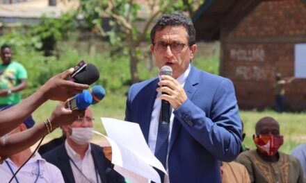 CENTRAFRIQUE : 130 MILLIONS DE FCFA DE L'AMBASSADE DE FRANCE POUR RENOVER L'ECOLE KOUDOUKOU A BANGUI