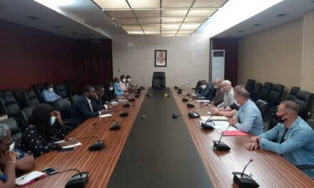 La Guinée équatoriale et la Russie lancent le projet de cartographie géologique dans le Rio Mun