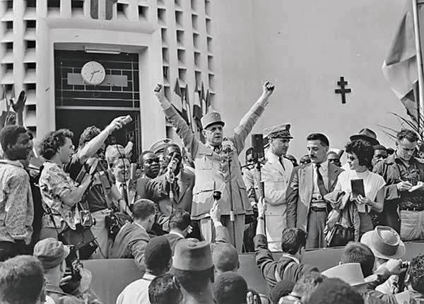 27 octobre 1940, 80 ans du Manifeste de Brazzaville