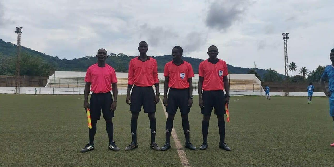 Centrafrique : Le championnat de la ligue de Bangui reprend enfin