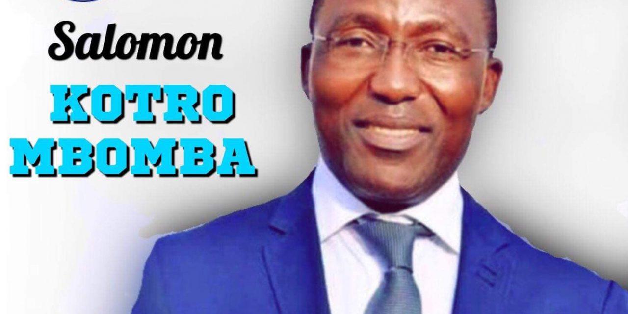 Centrafrique: Salomon Kotro Mbomba se veut le « choix de la différence » pour SATEMA