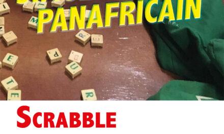 Simultané panafricain de scrabble