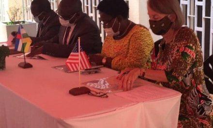 Centrafrique : Les USA aussi vont appuyer l'armée nationale