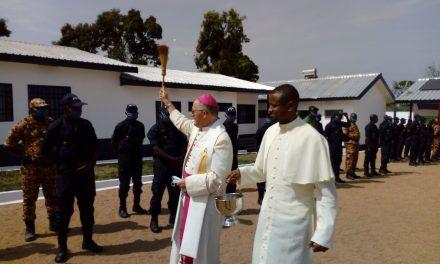 Centrafrique : Sortie de 74 FSI formées à Bouar par Civipol