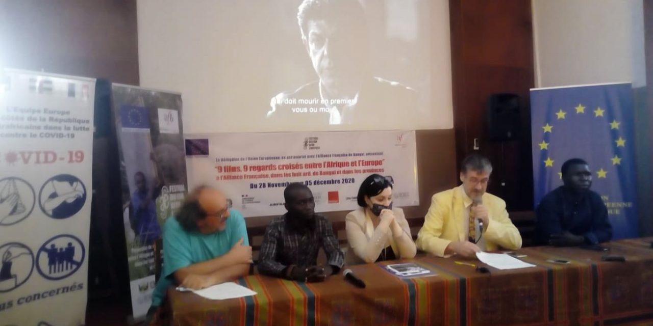 Centrafrique : Ouverture à Bangui de la 2e édition du festival du film Afro européenne