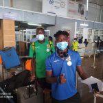 Centrafrique: Les Fauves de football s'envolent pour le Maroc
