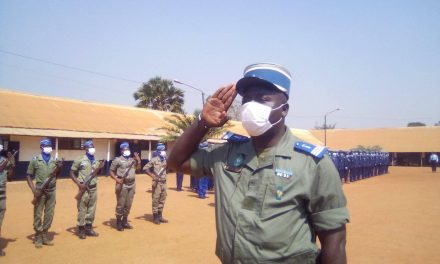 Centrafrique : Fin de formation des OPJ à l'école de la gendarmerie