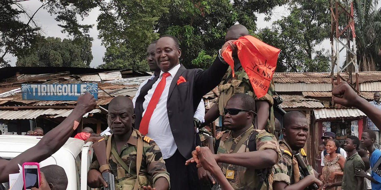 Centrafrique : François Bozizé dépose sa candidature à la présidentielle du 27 décembre 2020