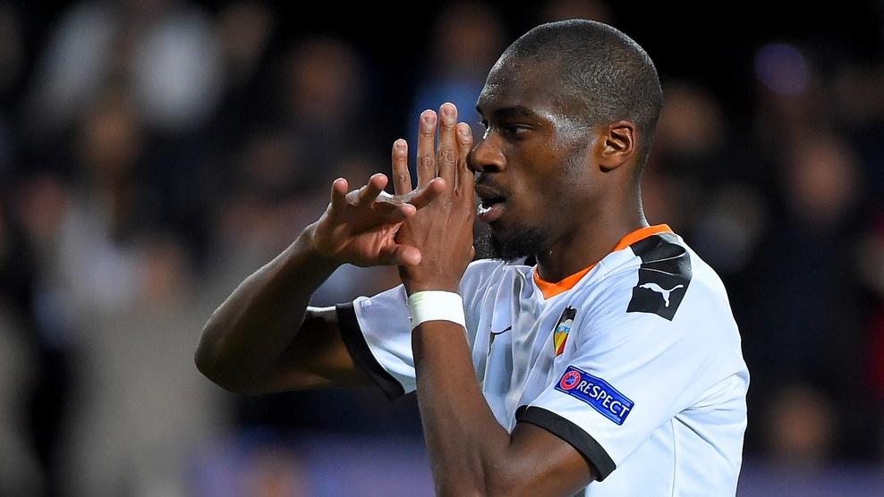 Geoffroy Kondogbia, bye- bye FC Valence