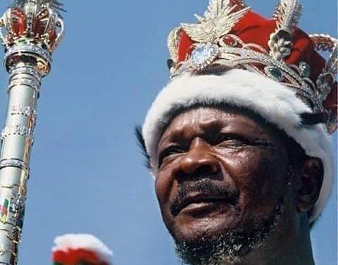 Centrafrique : il y a 24 ans, l'Empereur Bokassa s'est éteint