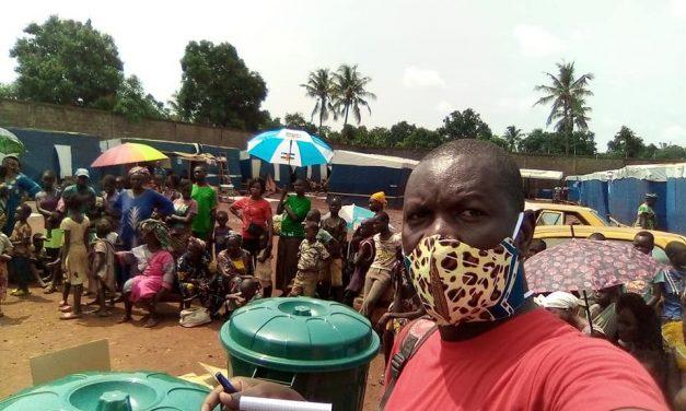 Centrafrique : Arsène Jonathan Mosséavo l'un des lauréats des prix Merck Foundation