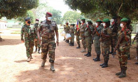 Centrafrique : L'Etat-major des FACA convoque tous les militaires Aides de camps à un contrôle nominatif