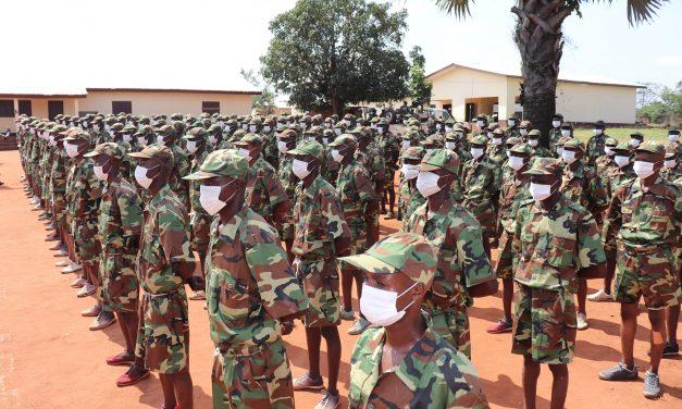 Centrafrique : Près de 300 ex-rebelles intègrent l'armée nationale