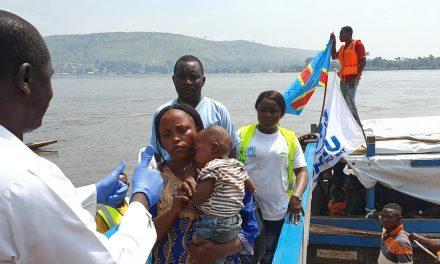 Centrafrique : Au moins 233 réfugiés en RDC rentrent au pays