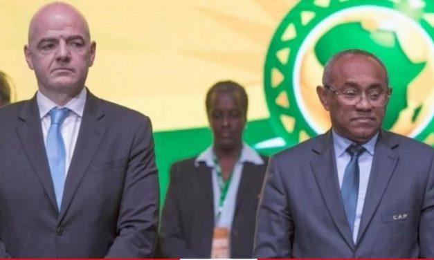 Afrique – Foot : Le président de la CAF Ahmad Ahmad suspendu pour 5 ans