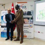 Centrafrique: Fleury Venance Agou, nouveau docteur en Business Administration