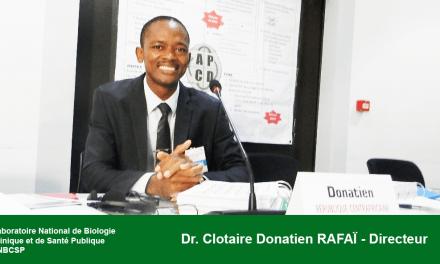 Le Laboratoire national de Centrafrique présente ses perspectives pour 2021