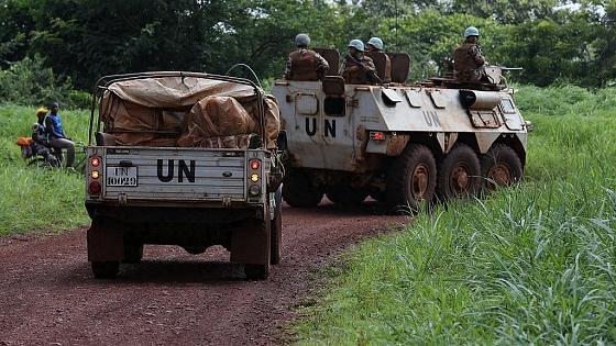 Centrafrique : Trois casques bleus burundais tués, l'ONU condamne
