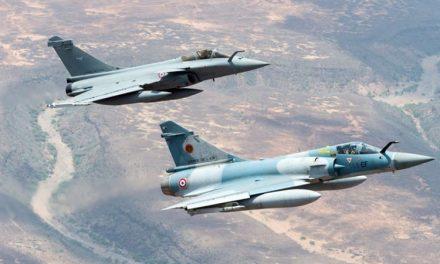 Centrafrique : L'aviation française réalise une « démonstration de présence »