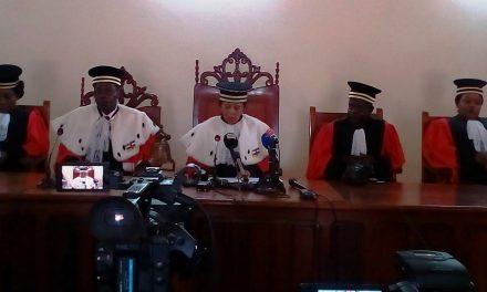 Centrafrique : La Cour Constitutionnelle maintient les élections le 27 décembre 2020