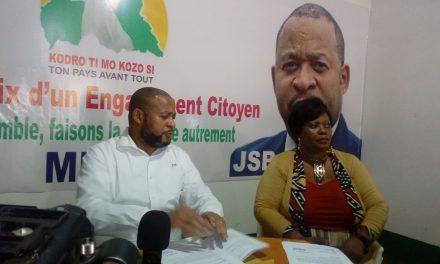 Des raisons du retrait de candidature de Jean Serge Bokassa à la présidentielle
