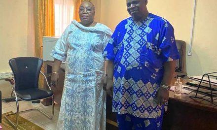 Centrafrique : ANE, l'ancienne présidente passe la main à Me Mathias Morouba