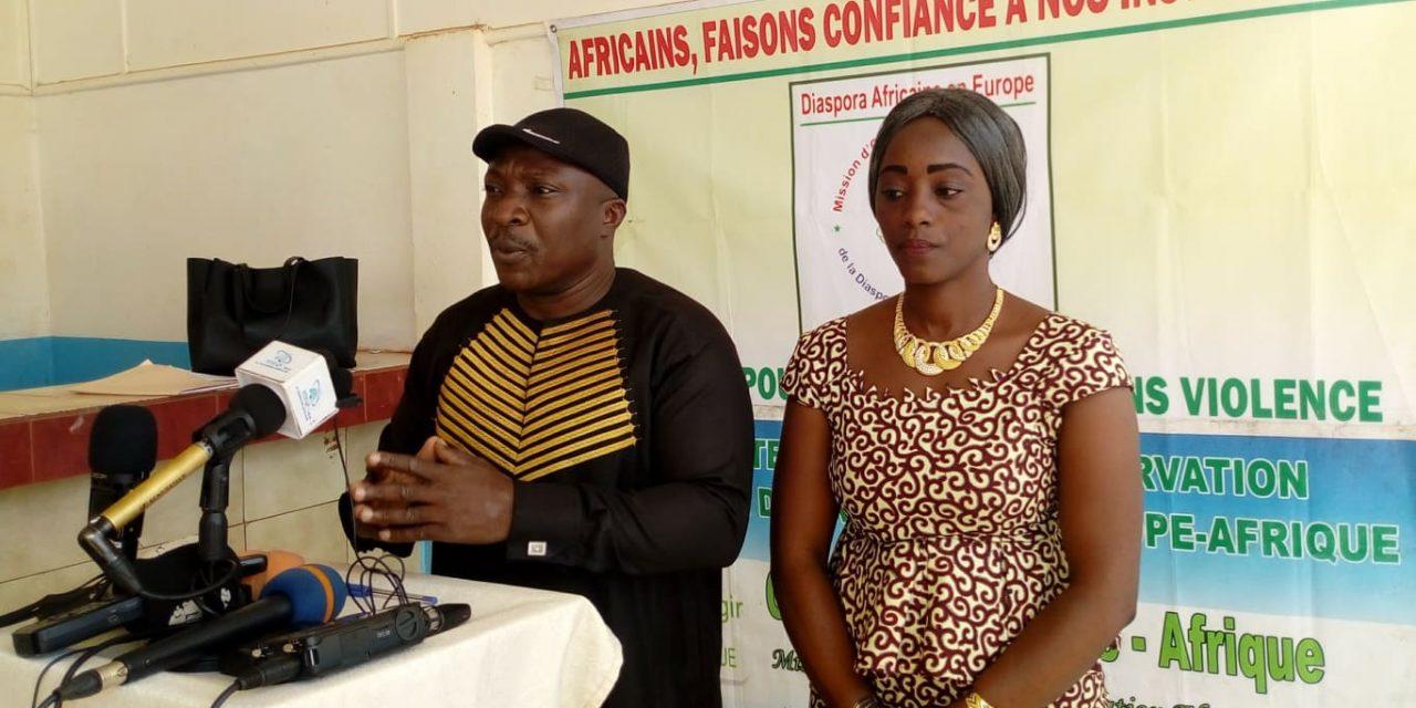 La mission d'observation électorale de la Diaspora africaine d'Europe donne son quitus au vote du 27 décembre 2020