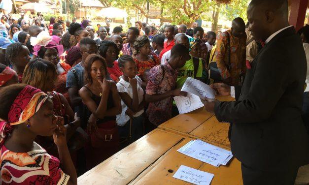 L'Alliance française de Bangui certifie plusieurs jeunes après quelques mois de formation