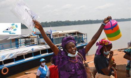 Centrafrique : Retour de 243 réfugiés de la RDC vers Mongoumba