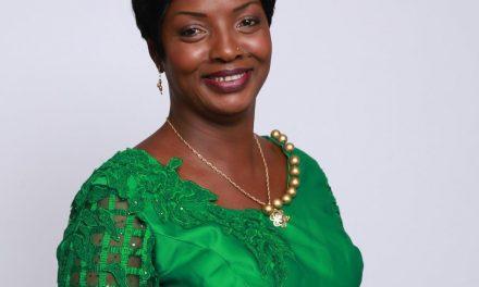 Candidate à la députation : Qui est Virginie Baikoua ?