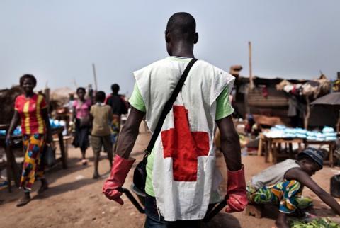 La Croix-Rouge Centrafricaine inquiète suite aux violences dans le pays
