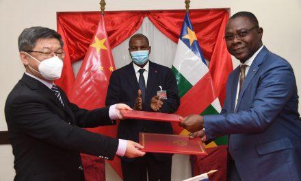 La chine annule les dettes centrafricaines