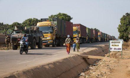 Perturbation alarmante de la principale chaîne d'approvisionnement de Bangui