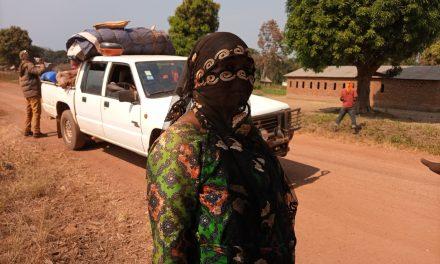 Centrafrique, un pays réduit à sa capitale