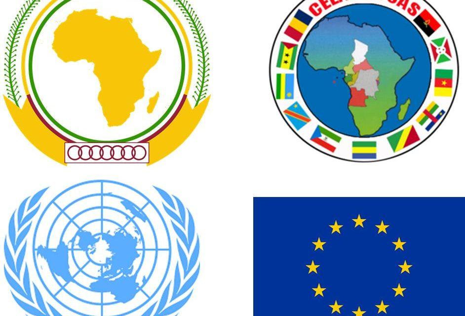Les hauts responsables de l'UA, de la CEEAC, de l'ONU et de l'UE prennent note des résultats des élections en Centrafrique