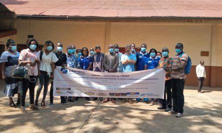 Centrafrique : Table ronde entre acteurs humanitaires et journalistes sur la COVID-19