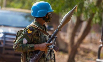 Sept casques bleus de la Minusca tués depuis décembre 2020