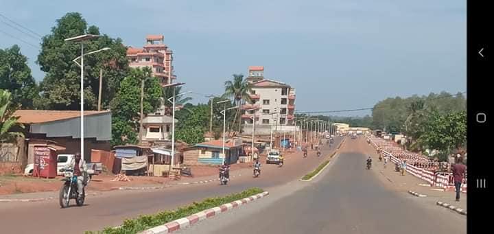 Un couvre-feu décrété en Centrafrique