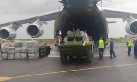 La Russie veut engager ses avions en Centrafrique ?