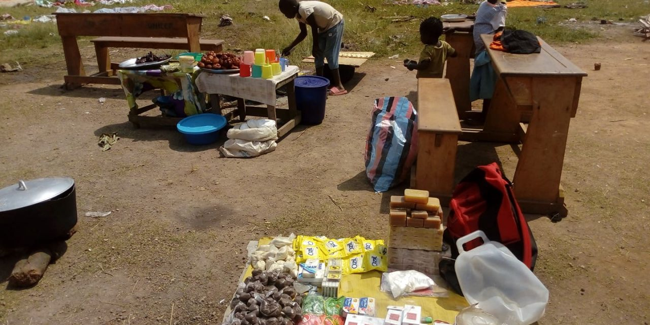 Centrafrique : Plus de 2.000 déplacés à Liton dans des besoins humanitaires d'urgence