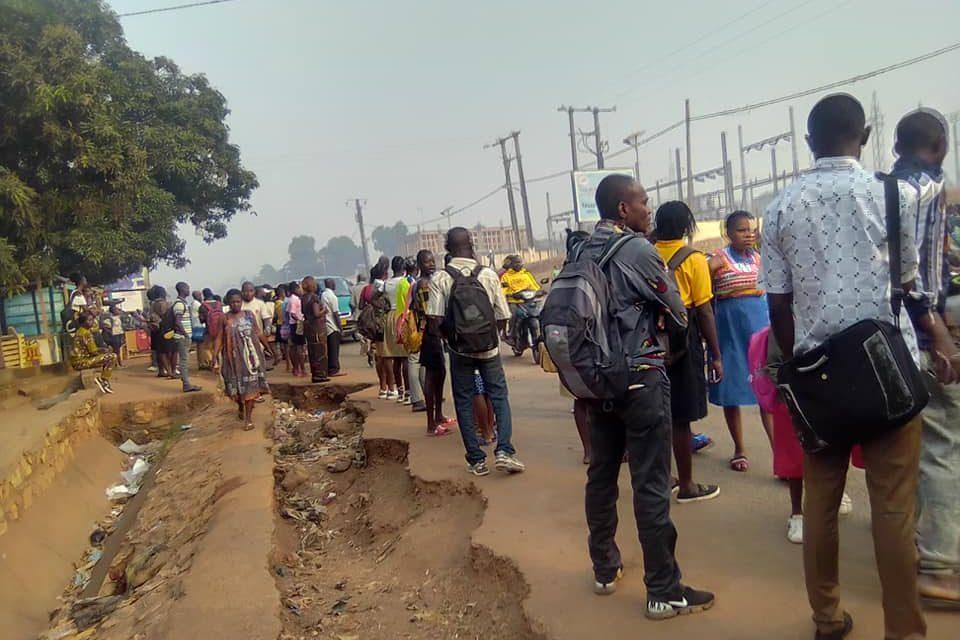 Transport en commun, un véritable parcours de combattant à Bangui