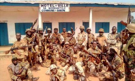 Bê-Afrîka: ÂFaca amû na ngangü gbätä tî Bossemptele
