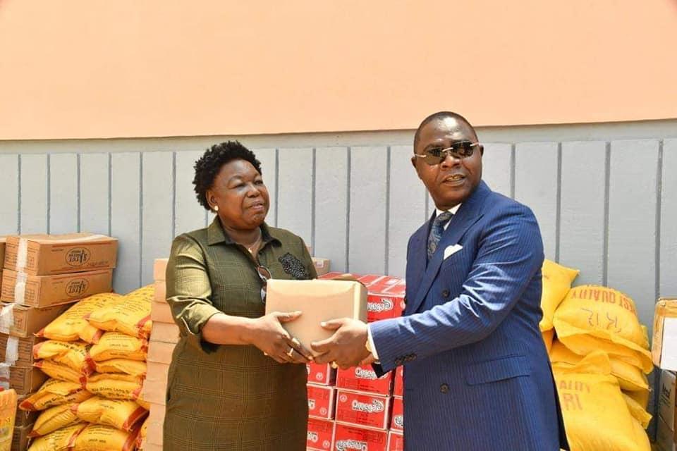Centrafrique : L'appui du ministère des finances aux FACA