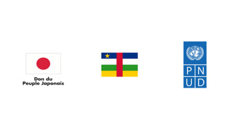 Centrafrique : Le Japon alloue au PNUD-RCA un million de dollars