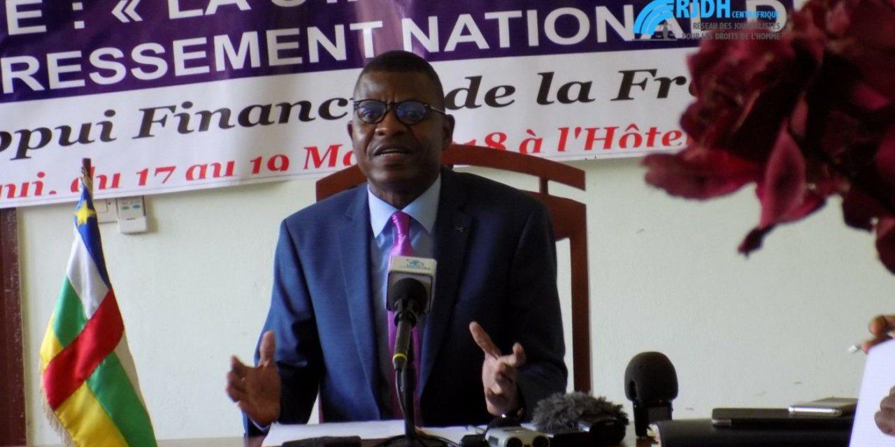 Centrafrique : Le ministre Chancel Sekode à nouveau mis aux arrêts