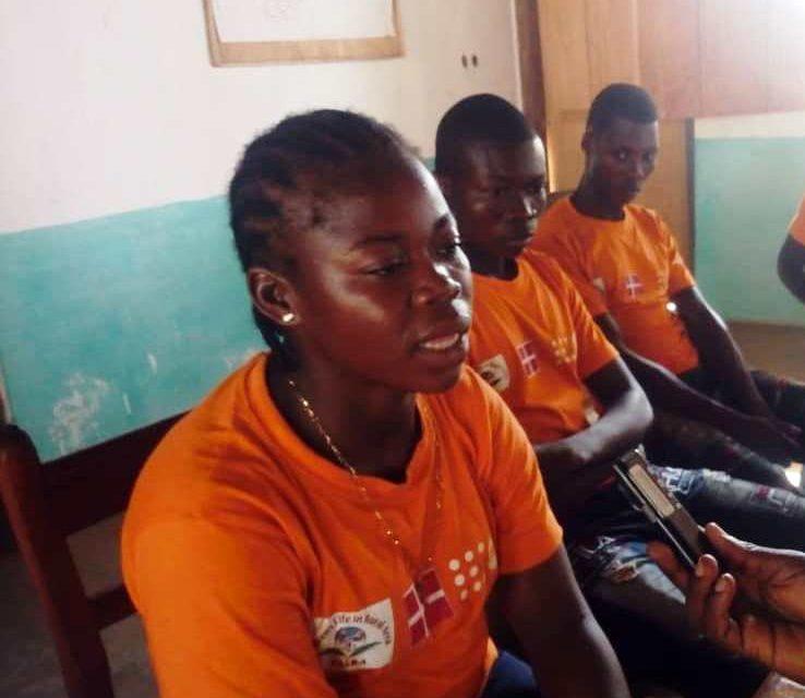 Centrafrique : Etre Relais communautaire de lutte contre le VBG à Mobaye