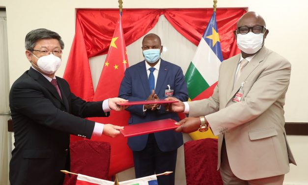 La Centrafrique et la Chine signent un accord commercial de plus de 12 milliards FCFA