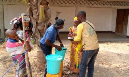 Centrafrique : L'ONG I3D assiste des déplacés de Bouar