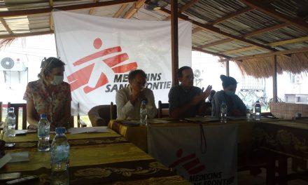 Centrafrique : « L'aide humanitaire ne devrait pas être affectée par les conflits », selon MSF